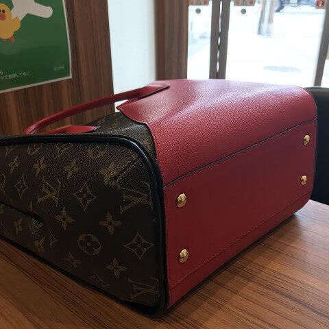 大阪市鶴見区のお客様からヴィトンのバッグ【キモノMM】を買取_03