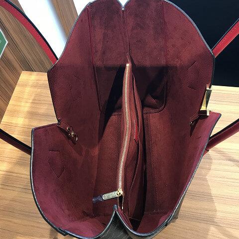 大阪市鶴見区のお客様からヴィトンのバッグ【キモノMM】を買取_04