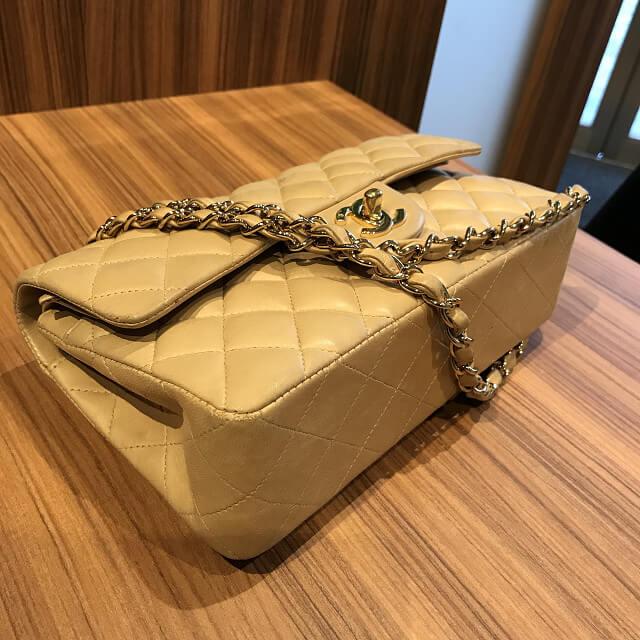 96c98900be9e ... 上本町のお客様からシャネルのマトラッセ、チェーンバッグを買取_02