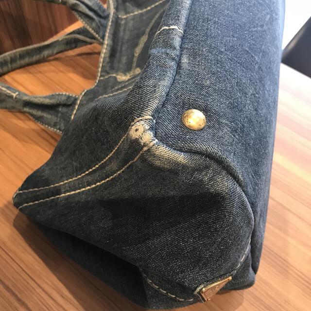 森ノ宮のお客様からプラダのバッグ【カナパ】を買取_02