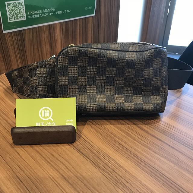 鶴橋のお客様からヴィトンのバッグ【ジェロニモス】を買取_01