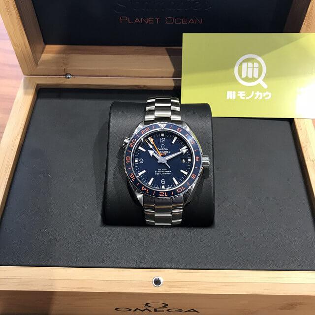 荻窪のお客様からオメガの腕時計【シーマスター】を買取_01