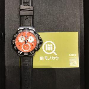 大日のお客様からタグホイヤーの腕時計【フォーミュラ1】を買取