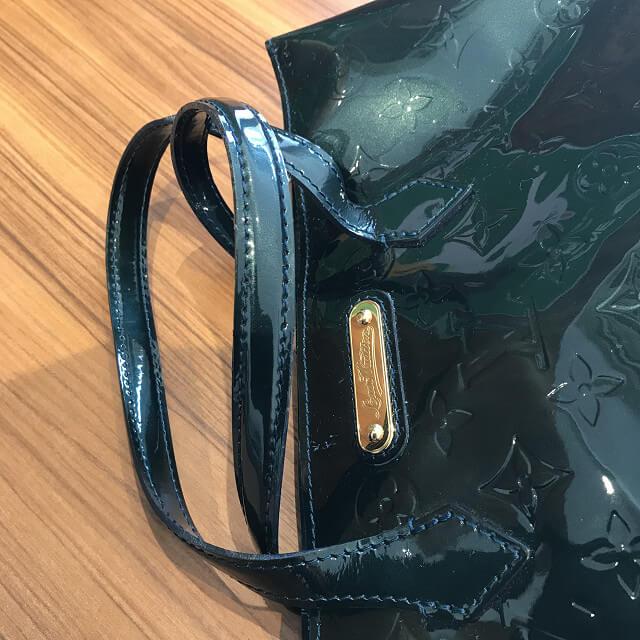 心斎橋のお客様からヴィトンのバッグ【ウィルシャー】を買取_04