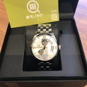 桃谷のお客様からハミルトンの腕時計【ジャズマスター】を買取