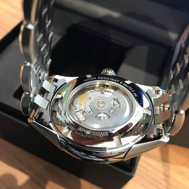 桃谷のお客様からハミルトンの腕時計【ジャズマスター】を買取_03