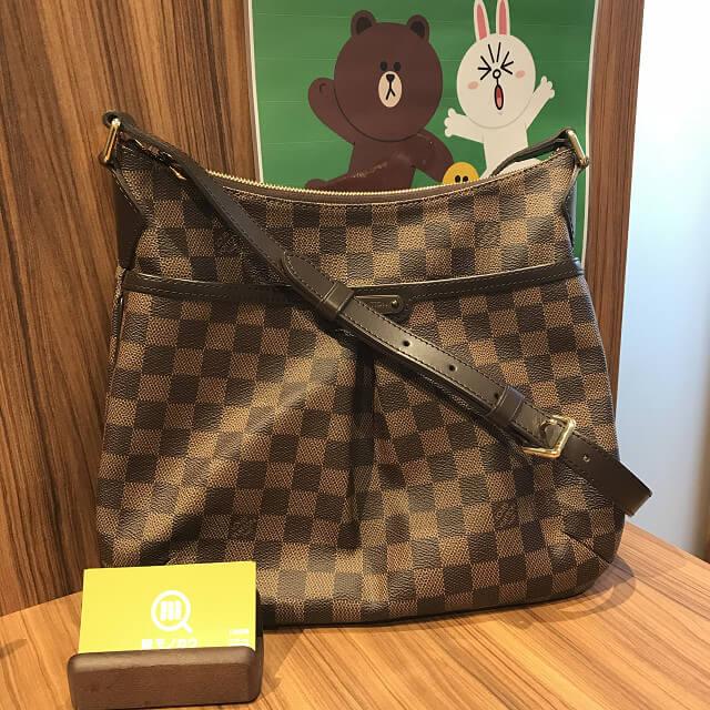 上本町のお客様からヴィトンのバッグ【ブルームズベリ】を買取_01