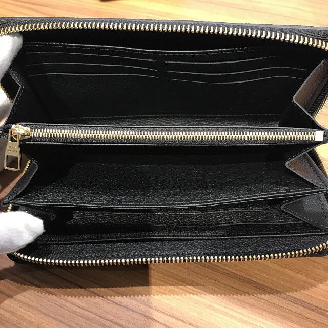 桃谷のお客様からヴィトンのアンプラントの長財布【ジッピーウォレット】を買取_03