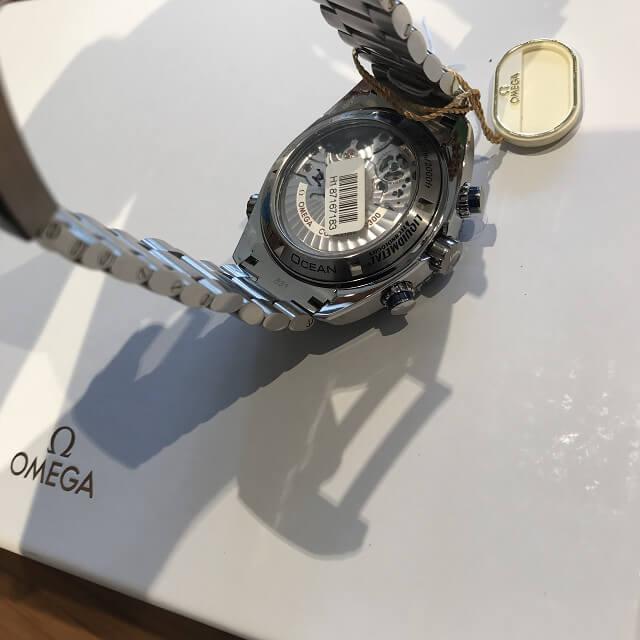 荻窪のお客様からオメガの腕時計【シーマスター プラネットオーシャン】を買取_04