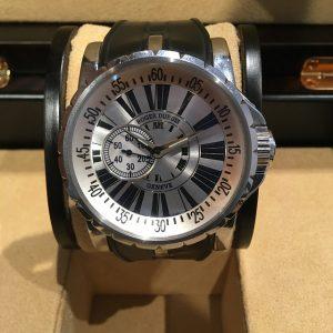 なんばのお客様からロジェデュブイの腕時計【エクスカリバー】を買取