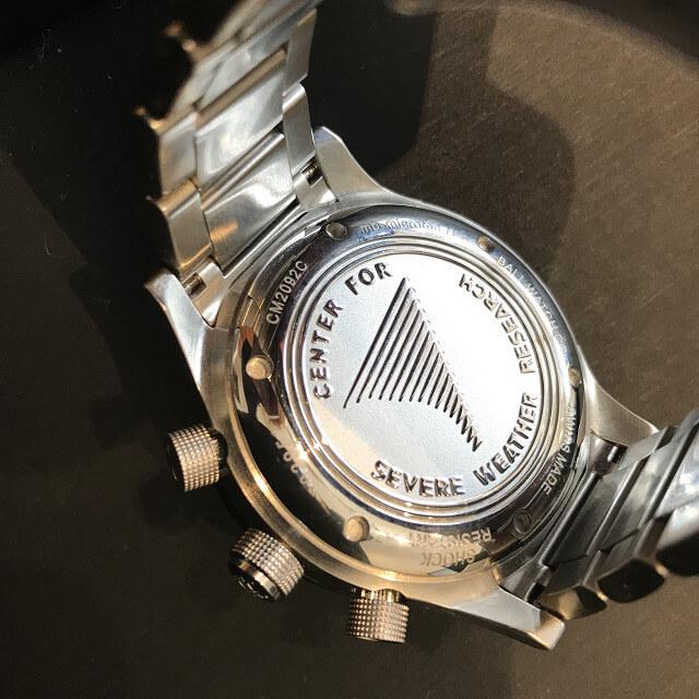 神栖のお客様からボールウォッチの腕時計【ストークマン ストームチェイサーⅡ】を買取_03
