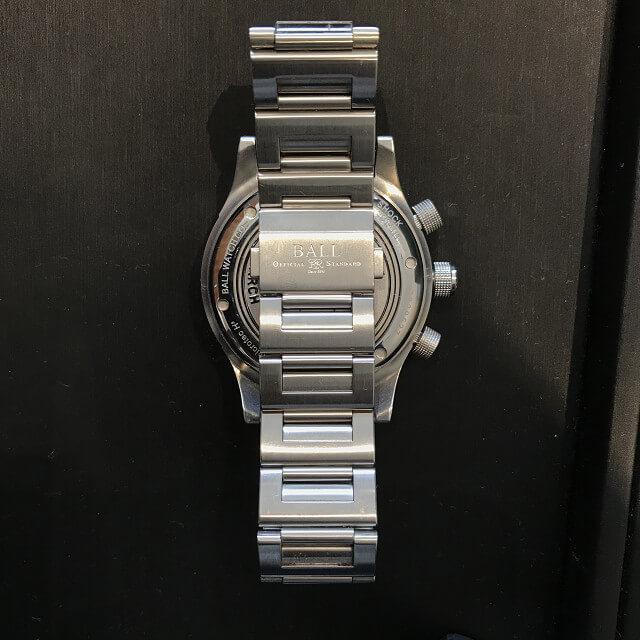 神栖のお客様からボールウォッチの腕時計【ストークマン ストームチェイサーⅡ】を買取_04