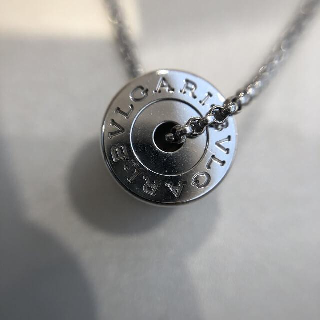 阿波座のお客様からブルガリの【B-Zero1】ダイヤネックレスを買取_03