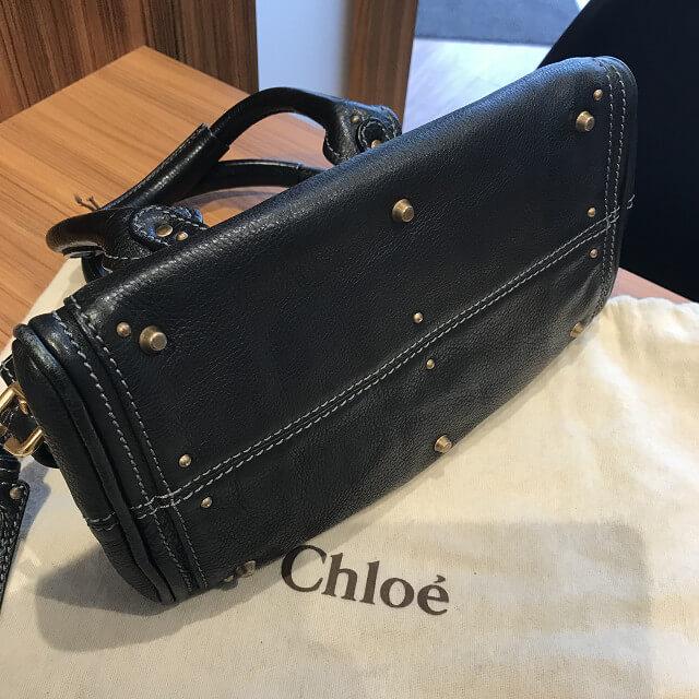 舞子のお客様からクロエのバッグ【パディントン】を買取_04