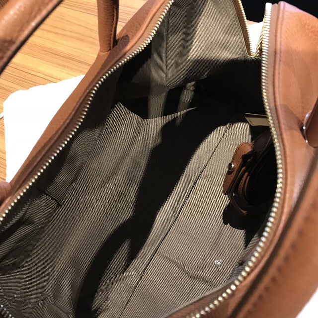 横浜市上大岡のお客様からフルラのバッグ【アリッサ】を買取_02