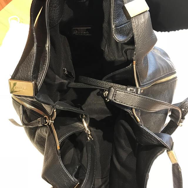 上大岡のお客様からフルラのバッグ【リズ】を買取_03