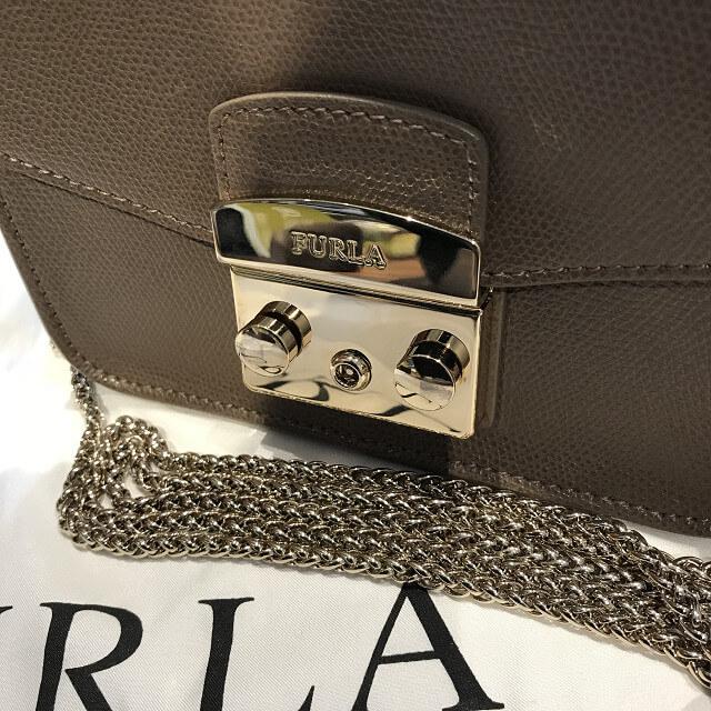 大阪市阿倍野区のお客様からフルラのメトロポリスバッグを買取_02