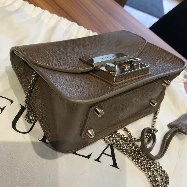 阿倍野のお客様からフルラのバッグ【メトロポリス】を買取_03