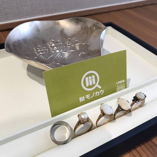 森ノ宮からオパールの指輪など宝石付きの貴金属を買取_02