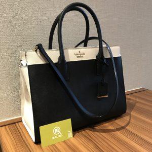 関目高殿のお客様からケイトスペードの2wayバッグを買取