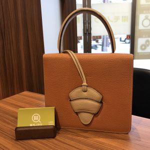 京都市山科区のお客様からロエベのバッグ【バルセロナ】を買取