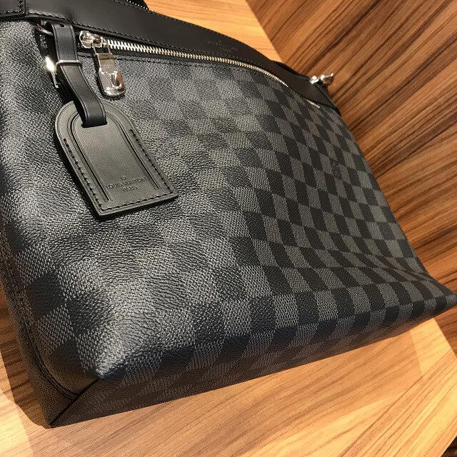 十三のお客様からヴィトンのダミエグラフィットのバッグ【ミックPM】を買取_04