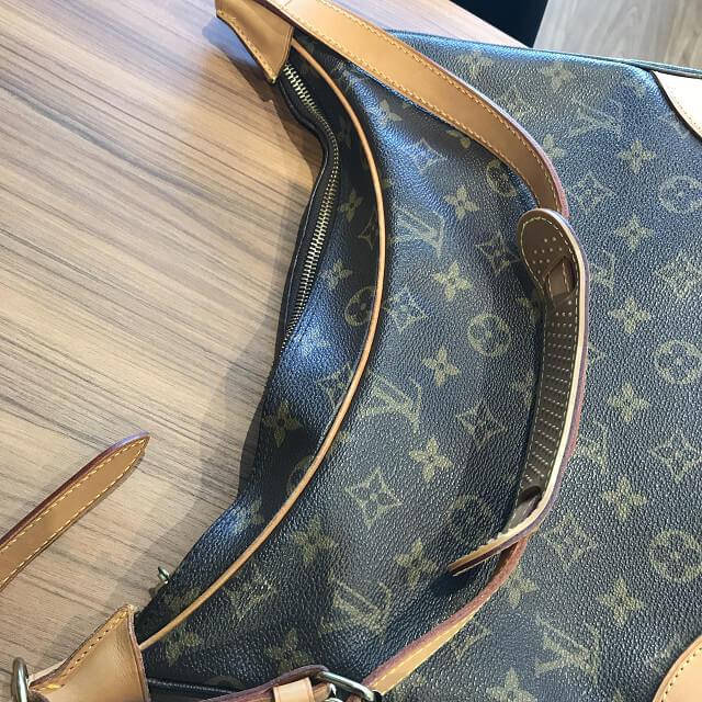 今里のお客様からヴィトンのバッグ【ブローニュ】を買取_03