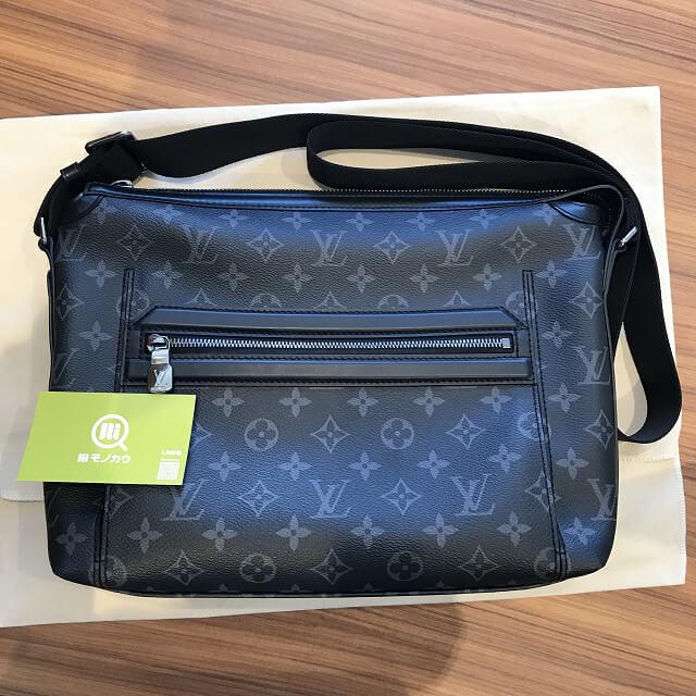 十三のお客様からヴィトンのエクリプスのバッグ【オディセ メッセンジャーPM】を買取_01