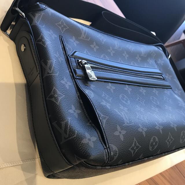 十三のお客様からヴィトンのエクリプスのバッグ【オディセ メッセンジャーPM】を買取_02