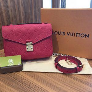 十三のお客様からヴィトンのアンプラントのバッグ【ポシェット・メティスMM】を買取