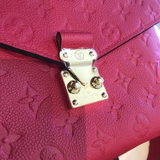 十三のお客様からヴィトンのアンプラントのバッグ【ポシェット・メティスMM】を買取_04
