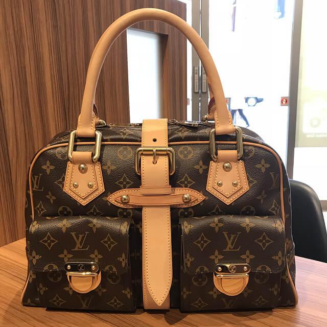 上大岡のお客様からヴィトンのバッグ【マンハッタンGM】を買取_02