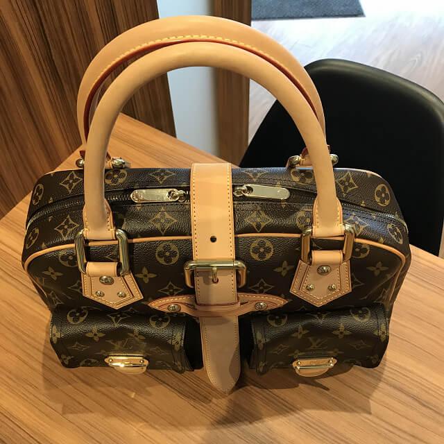 上大岡のお客様からヴィトンのバッグ【マンハッタンGM】を買取_03