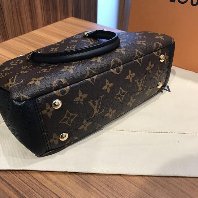 豊中市蛍池のお客様からヴィトンのバッグ【パラスBB】を買取_04