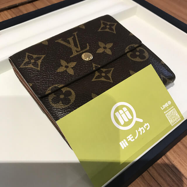 和歌山のお客様からヴィトンの財布を買取_02