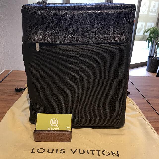 和泉のお客様からヴィトンのタイガのバッグ【ベルーガ】を買取_01