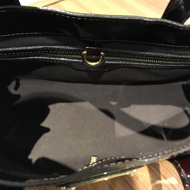 津島のお客様からヴィトンのヴェルニのバッグ【ウィルシャーPM】を買取_04