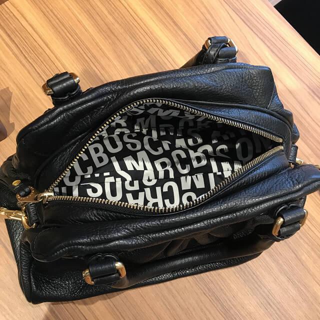 横浜市上大岡のお客様からマークバイマークジェイコブスのバッグ【ベイビーグルービー】を買取_04