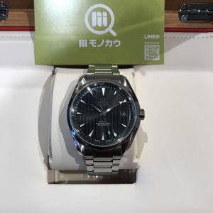 奈良のお客様からオメガの腕時計【シーマスター】を買取