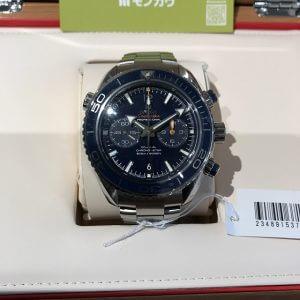 阿佐ヶ谷のお客様からオメガの腕時計【シーマスタープラネットオーシャン クロノグラフ】を買取