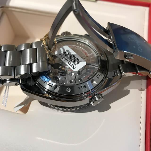 阿佐ヶ谷のお客様からオメガの腕時計【シーマスタープラネットオーシャン クロノグラフ】を買取_03