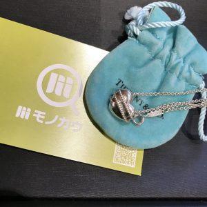 上大岡のお客様からティファニーの【ハート&アロー】ネックレスを買取