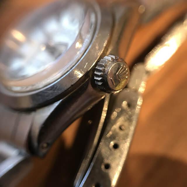 名張のお客様からチュードル(チューダー)の腕時計【オイスタープリンセス】を買取_04