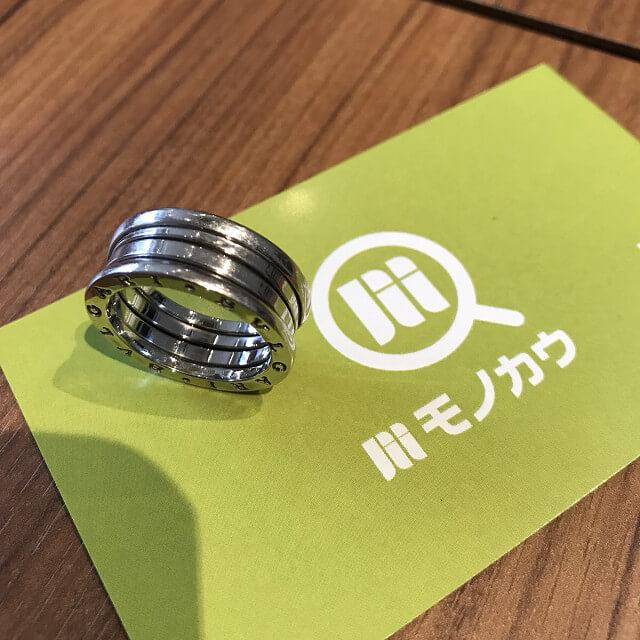 堀江のお客様からブルガリの【B-Zero1】の指輪を買取_02