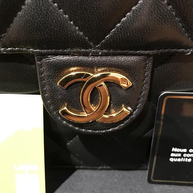 平野のお客様からシャネルの【マトラッセ】チェーンショルダーバッグを買取_03