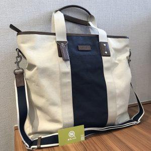 高井田のお客様からコーチのトートバッグを買取