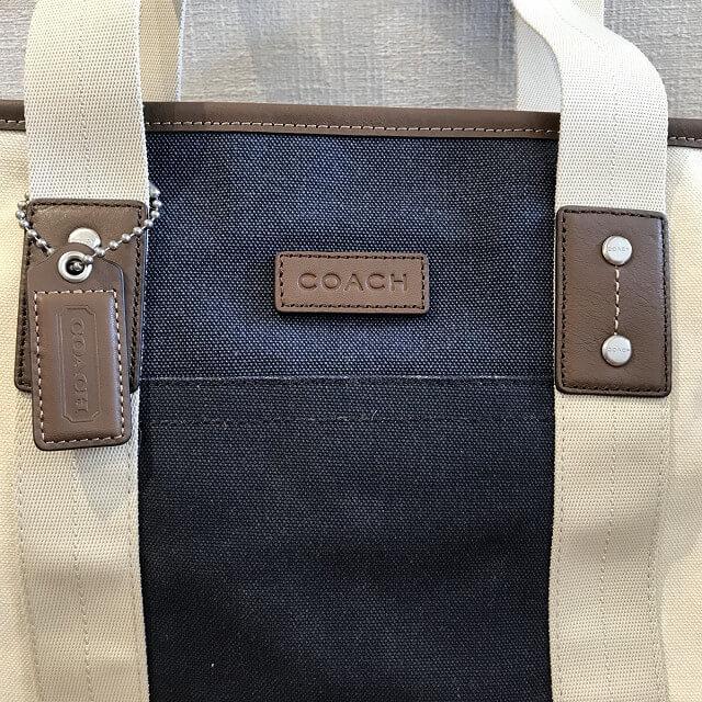 高井田のお客様からコーチのトートバッグを買取_04