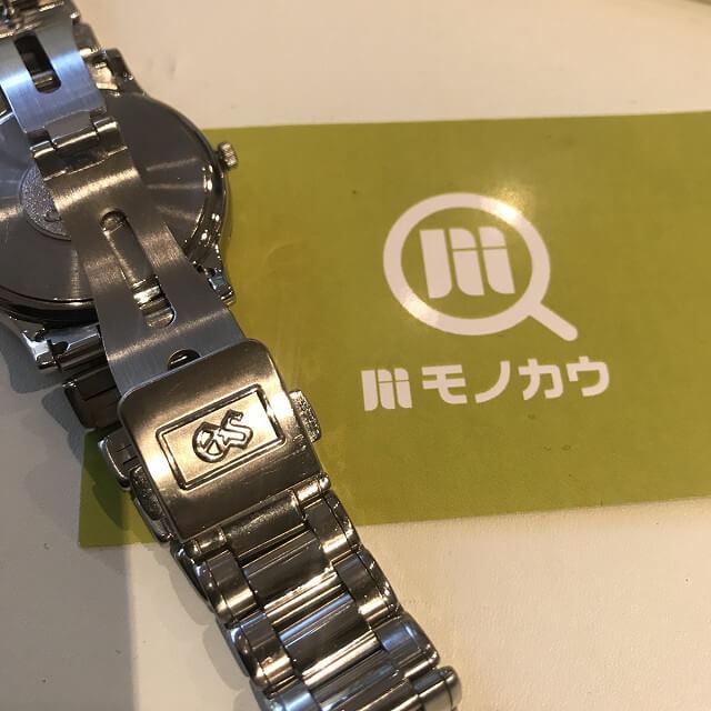 大阪市鶴見区のお客様からグランドセイコーの腕時計を買取_03
