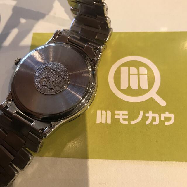 大阪市鶴見区のお客様からグランドセイコーの腕時計を買取_04