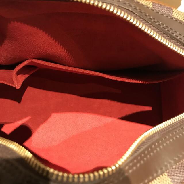 出戸のお客様からヴィトンのダミエのバッグ【ドゥオモ】を買取_04